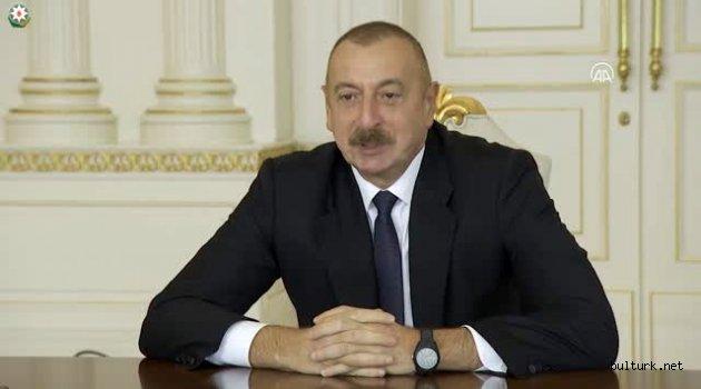 Aliyev, Türk Ticaret ve Sanayi Odası heyetini kabul etti - BAKÜ
