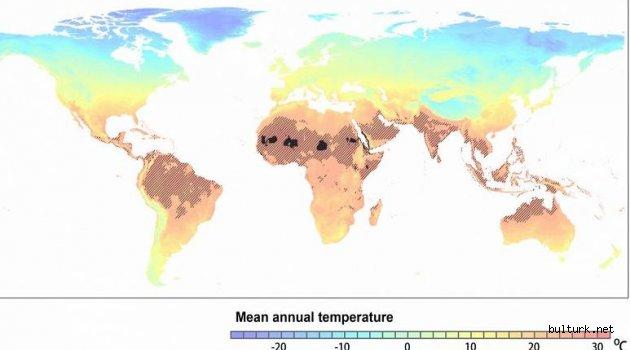 Araştırma   Önlem alınmazsa 2070 yılında dünya nüfusunun üçte biri Sahra sıcağıyla karşılaşacak
