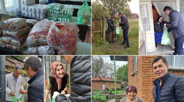 Brüksel'de yaşayan Bisertsililer köydeşlerine yardım eli uzattı