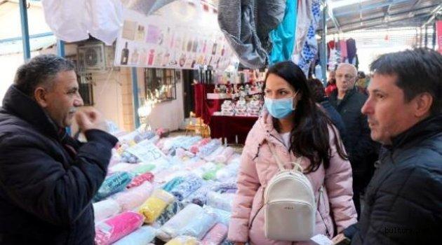 Bulgaristan'daki grip salgını Edirne esnafını vurdu