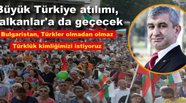 Bulgaristan Türkleri'nden çarpıcı mesajlar