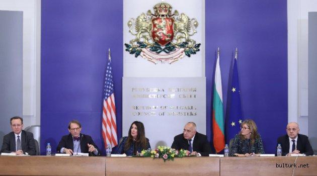 Bulgaristan ve ABD yedi alanda stratejik diyalog başlattı