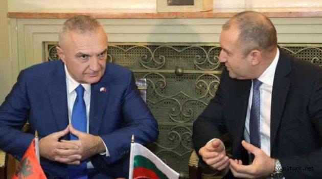 Bulgaristan ve Arnavutluk Cumhurbaşkanları Kudüs'te görüştüler