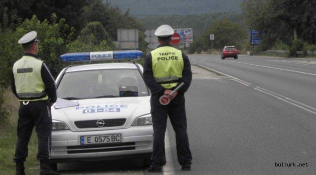 Bulgaristan'da Yılbaşı günlerinde aşırı hız ihlallerinde rekor