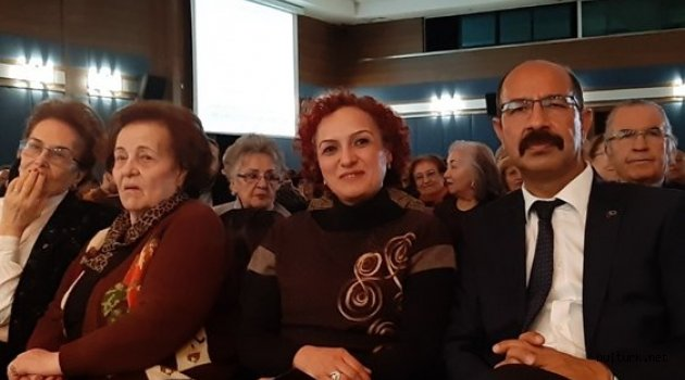 BULTÜRK Derneği Ankara Temsilciliği, TBB Konserine katıldı