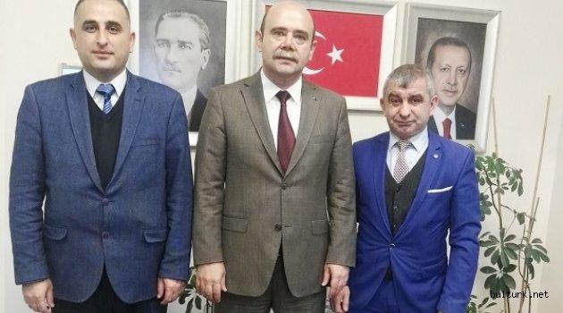 BULTÜRK'ten AK Parti İstanbul İl Başkanlığı'na ziyaret