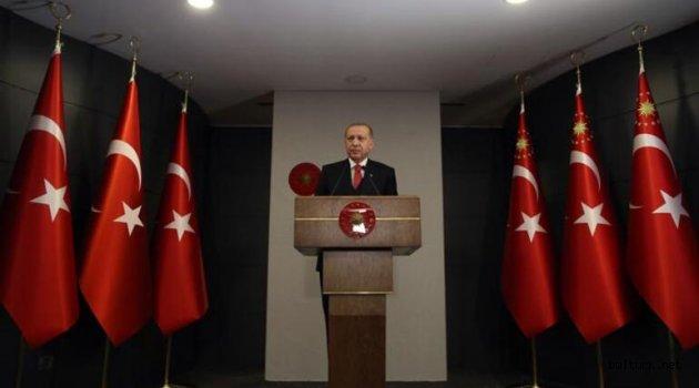 Cumhurbaşkanımız Sayın Recep Tayyip Erdoğan'ın, 23 Nisan Ulusal Egemenlik ve Çocuk Bayramı Kutlaması