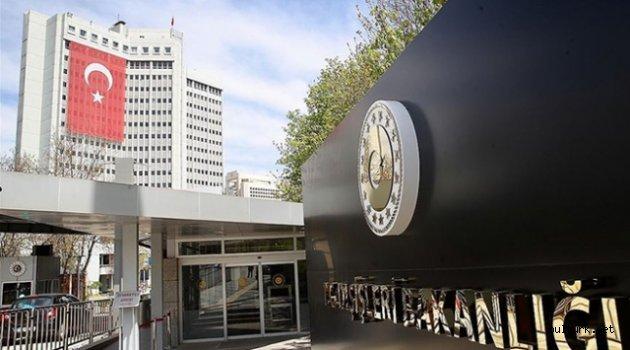 Dışişleri Bakanlığı: Ahıska Türklerine gereken desteği sağlamaya devam edeceğiz