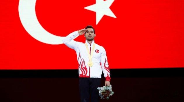 İbrahim Çolak: Bu madalyayı şanlı Türk ordumuza armağan ediyorum