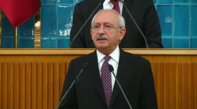 Kılıçdaroğlu: 'Etnik Kimlik, Inanç Üzerinden Siyaset ve Yaşam Tarzı Üzerinden Siyaset Bölücülüktür'