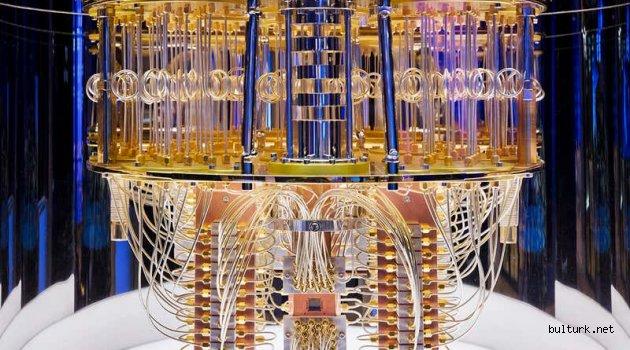 Kuantum Bilgisayarları Uzaydan Gelen Yüksek Enerjili