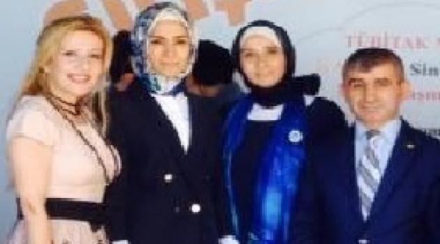 Kadın Girişimcilik Kampı Ödül Töreninde BULTÜRK