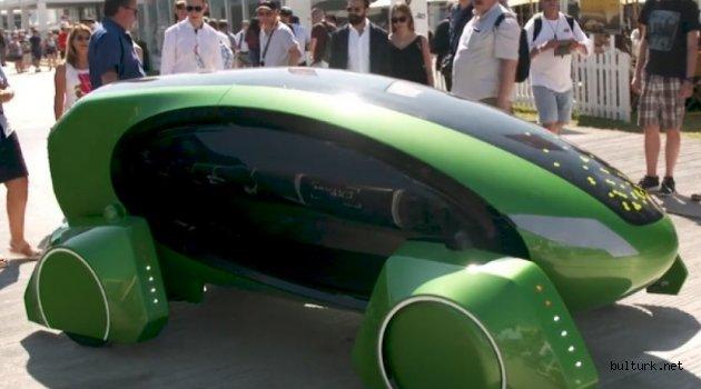 Otonom robot arabalar, İngiltere'de ilaç dağıtmak için test ediliyor