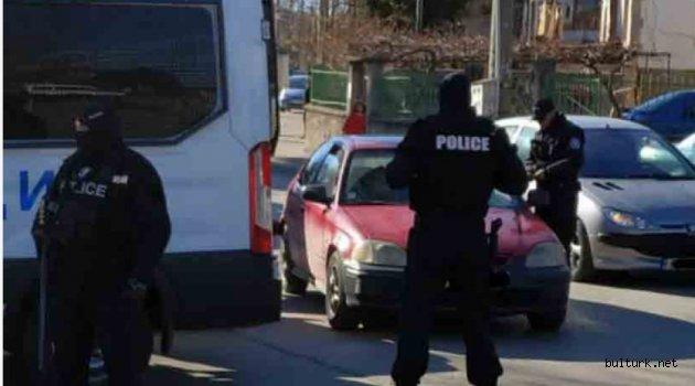 Şumnu'da 9 kişi gözaltına alındı