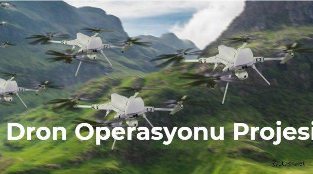 Sürü Dron Operasyonu Projesi
