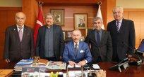 BULTÜRK'ten Başkan AYDINER'e Hayırlı Olsun Ziyareti