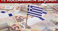 Yunanistan'da Türk lirası kullanılmaya başlandı