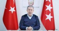 Bakan Akar açıkladı: 2 bin 557 rejim unsuru imha edildi