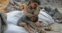 Dünyada her gün 25 bin kişi açlıktan ölüyor