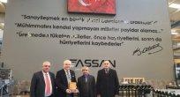 Ankara'da ASSAN GRUP şirketi Ziyaretinden