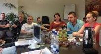 Avrupa Bulgaristan Türkleri Derneği'nden Bahar Kalkanı Harekatına destek