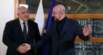 Borisov Avrupa Konseyi Başkanı ile bir araya geldi