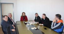 BULTÜRK Derneği Akçakoca Belediyesi'ni ziyaret etti