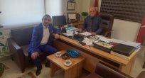 BULTÜRK'TEN MURATPAŞA MAHALLESİ MUHTARI SEYİT KELEŞ'İ ZİYARET