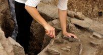 Burgas şehrinde Trak tapınağı ortaya çıktı