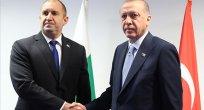 Cumhurbaşkanı Erdoğan Bulgar mevkidaşı Radev ile görüştü
