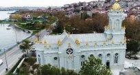 İstanbul'da Bulgar Kilise'si bayramını kutladı