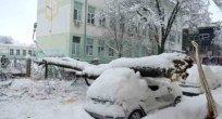 Kuzeydoğu Bulgaristan kar nedeniyle felç oldu