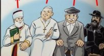 Perinçek: İBB Başkanı, Aleviliği ayrı bir din gösteren o fitneci resmi derhal toplamalı
