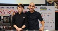 Şef Umut Karakuş: Amacım, iki ülkeyi, iki mutfağı bir tabakta buluşturmak!
