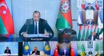 Türk Konseyi Devlet Başkanları Olağanüstü Zirvesi Yapıldı