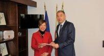Türkiye'nin yeni Sofya Büyükelçisi Aylin Sekizkök, güven mektubunu sundu