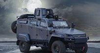 Türkiye'nin Gururu 4x4 Zırhlı Araç