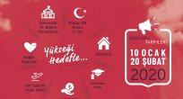 YTB'nin 'Türkiye Bursları'na başvurular başladı