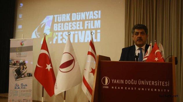 Türk Dünyasından ödüllü Filmlerin Gösterimi büyük ilgi gördü.