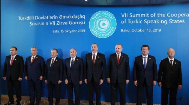Türk Konseyi Dışişleri Bakanları Konseyi Toplantısı Bakü'de düzenlendi.